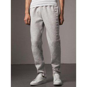 Burberry Grey Jogger pants